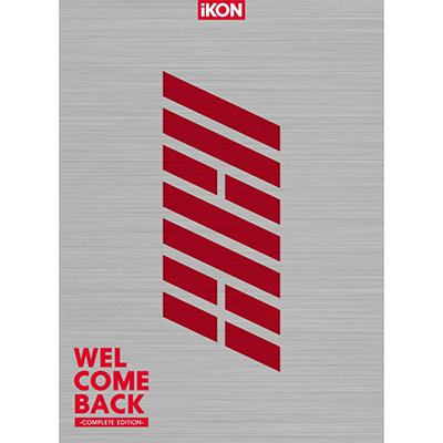 WELCOME BACK -COMPLETE EDITION-(2枚組CD+Blu-ray+PHOTOBOOK+スマプラ)