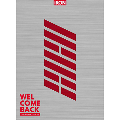 WELCOME BACK -COMPLETE EDITION-(2枚組CD+Blu-ray+PHOTOBOOK+スマプラ)