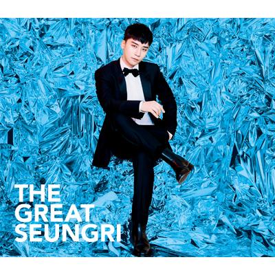 THE GREAT SEUNGRI【初回生産限定盤】 (3CD+DVD+PHOTOBOOK+スマプラ)
