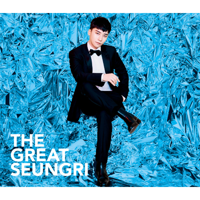 THE GREAT SEUNGRI【初回生産限定盤】 (3CD+DVD+PHOTOBOOK+スマプラ)