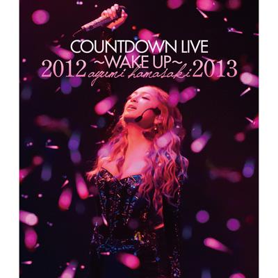 ayumi hamasaki COUNTDOWN LIVE 2012-2013 A(ロゴ) ~WAKE UP~【Blu-ray】