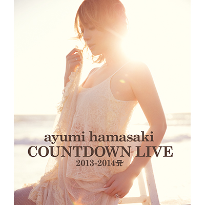 ayumi hamasaki COUNTDOWN LIVE 2013-2014 A(ロゴ)【Blu-ray】