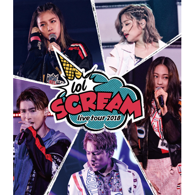 lol live tour 2018 -scream-(Blu-ray+スマプラ)