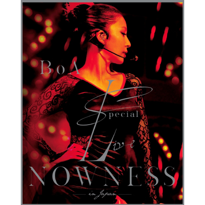 BoA Special Live NOWNESS in JAPAN(Blu-ray)