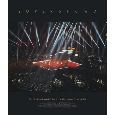 SUPER JUNIOR WORLD TOUR SUPER SHOW7 in JAPAN(Blu-ray+スマプラ)