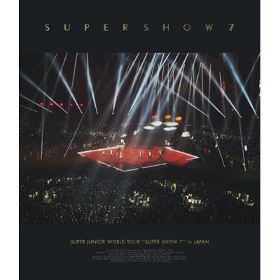 SUPER JUNIOR WORLD TOUR SUPER SHOW7 in JAPAN(Blu-ray+スマプラ)