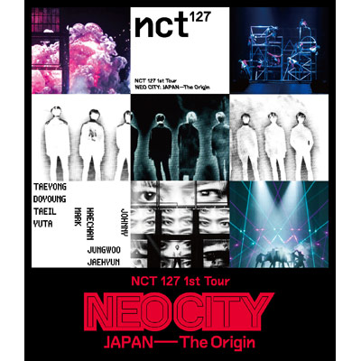 NCT 127 1st Tour 'NEO CITY : JAPAN - The Origin' (Blu-ray)