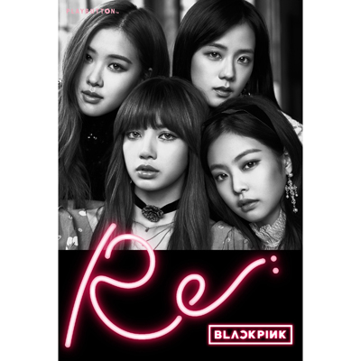 Re: BLACKPINK【初回生産限定盤】 (PLAYBUTTON)