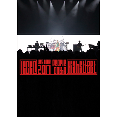 lecca LIVE TOUR 2017 People on the High Street(2枚組DVD)(スマプラ対応)