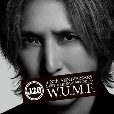 J 20th Anniversary BEST ALBUM <1997-2017> W.U.M.F.(CD)