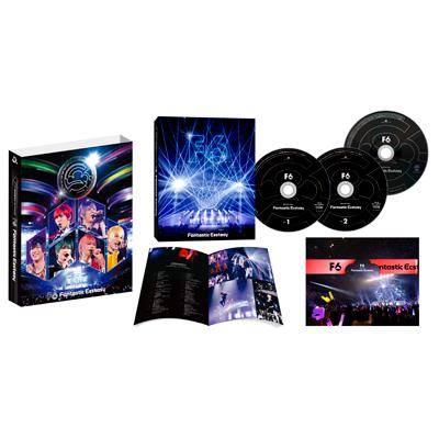 おそ松さん on STAGE F6 2nd LIVEツアー「FANTASTIC ECSTASY」豪華ECSTASY盤 DVD【DVD2枚組+CD】