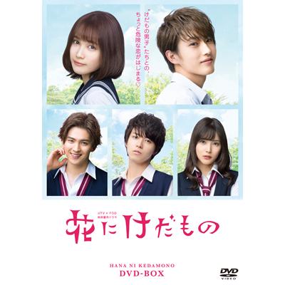 花にけだもの DVD-BOX(4枚組DVD)