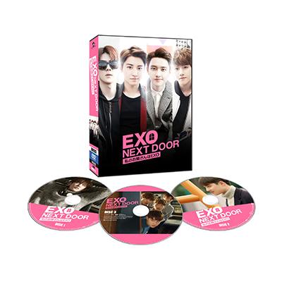 EXO NEXT DOOR~私のお隣さんはEXO~コンプリートエディション DVD BOX