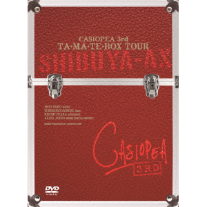 TA・MA・TE・BOX TOUR(DVD)
