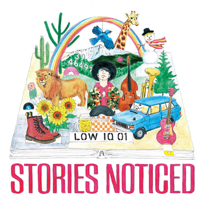 Stories Noticed(CD)