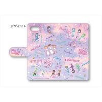 KING OF PRISM 手帳型スマホケース A【PASTEL】(IP5/5s)
