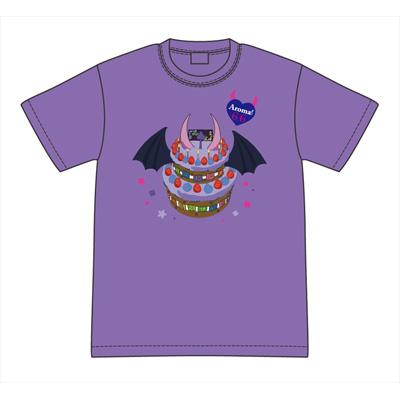 プリパラ【パラネタ】あろまのバースデーケーキTシャツ