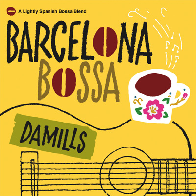 バルセロナ・ボサ~スパニッシュ・カフェ・ミュージック~