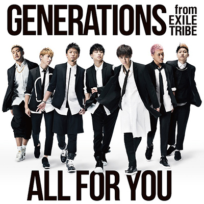 ALL FOR YOU(CD)