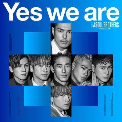 Yes we are(CD+DVD+スマプラ)