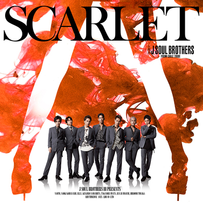 SCARLET(CD+DVD+スマプラ)