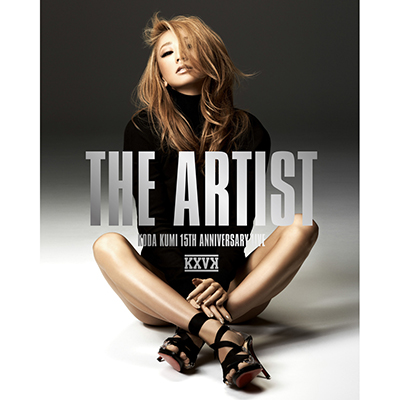 KODA KUMI 15th Anniversary LIVE The Artist(Blu-ray+スマプラ)