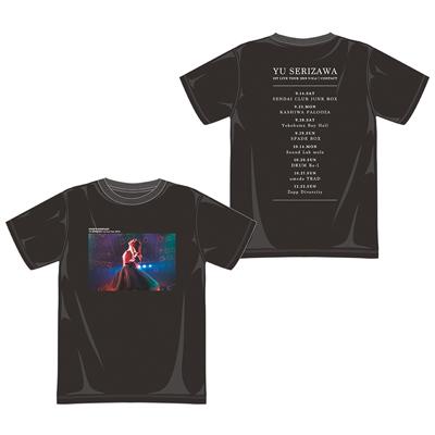 Yu Serizawa 1st Live Tour 2019 Tシャツ BLACK