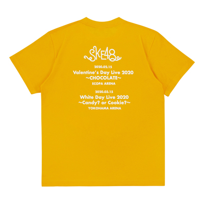 SKE48 Live 2020 チームS Tシャツ