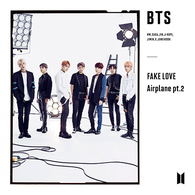 FAKE LOVE/Airplane pt.2【初回限定盤B】(CD+DVD)