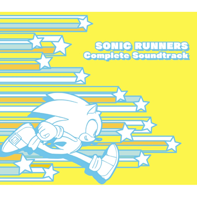 Sonic Runners Complete Soundtrack (CD)