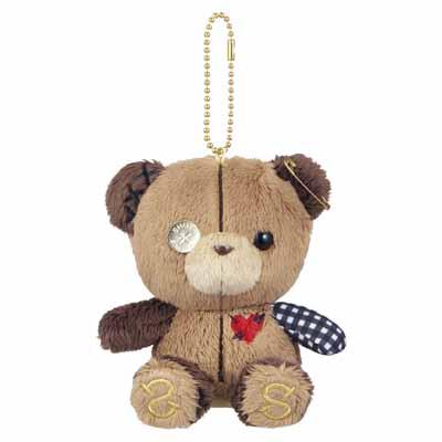 Hearty Bear_マスコット