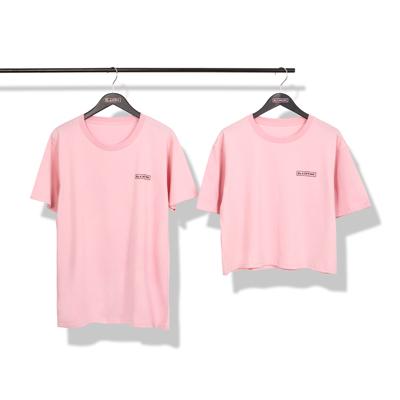 ロゴTシャツ(PINK/M)