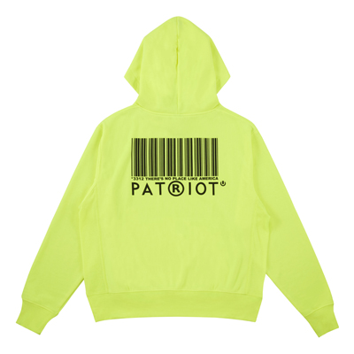 ULTRA JAPAN × PATRIOT フーディ(M)