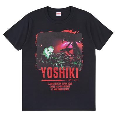 YOSHIKI TシャツB(L)
