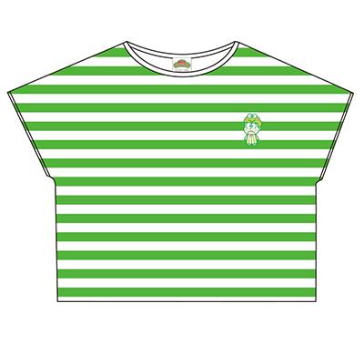 おそ松さん×Sanrio characters ボーダーTシャツ(チョロ松)