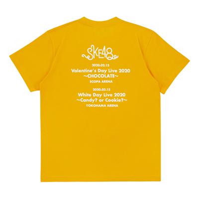 SKE48 Live 2020 チームS Tシャツ(XXL)