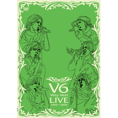V6 Very best LIVE -1995~2004-