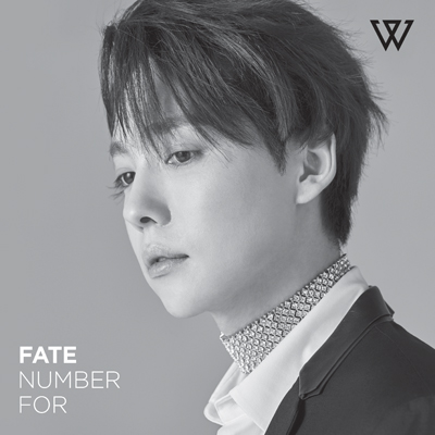 FATE NUMBER FOR(CD)[キム・ジヌ盤]