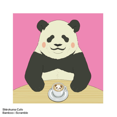 Bamboo☆Scramble *CD