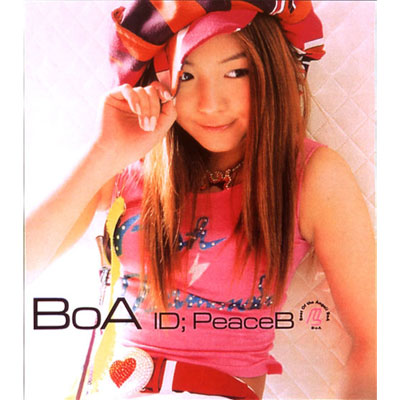 ID;Peace B【通常盤】