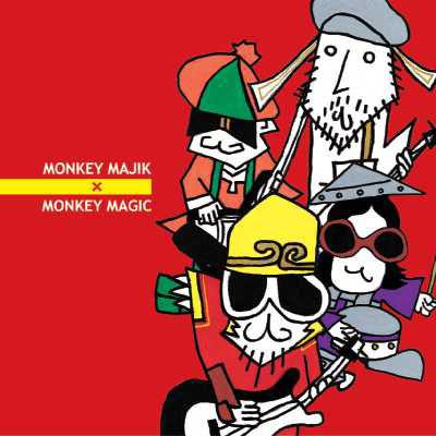 MONKEY MAJIK×MONKEY MAGIC