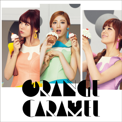 ORANGE CARAMEL【CDのみ】
