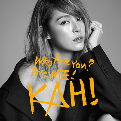 KAHI[Who Are You?+Come Back You Bad Person]【CD】