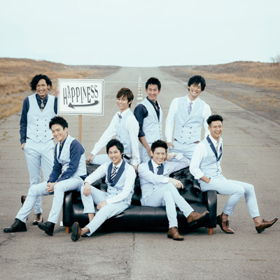 Happiness【EMO盤】(CD)