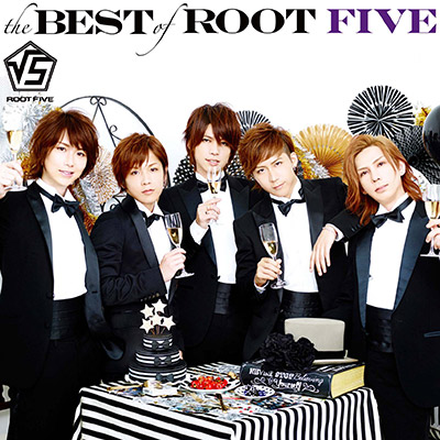 the BEST of ROOT FIVE(CD+DVD)
