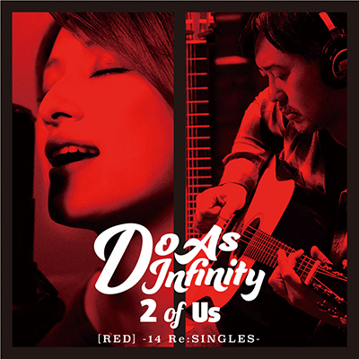 2 of Us [RED] -14 Re:SINGLES-(CD+DVD)