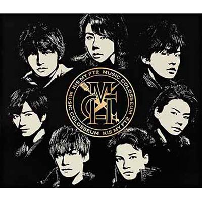 MUSIC COLOSSEUM【通常盤】(CD)