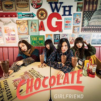 CHOCOLATE(CD)