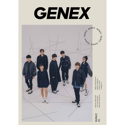 【初回生産限定盤】GENEX(CD+DVD+PHOTOBOOK)