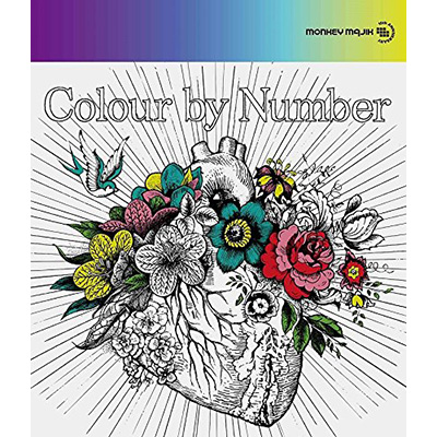 Colour by Number(CD+Blu-ray)
